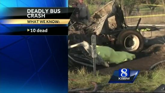 Dreams dashed in fatal college tour bus crash