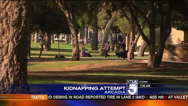 Girl, 6, Escapes Alleged Abduction Attempt in Arcadia