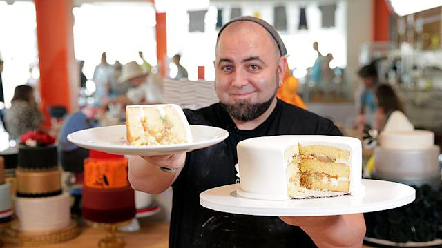 Duff Goldman's Secrets to Layer-Cake Perfection