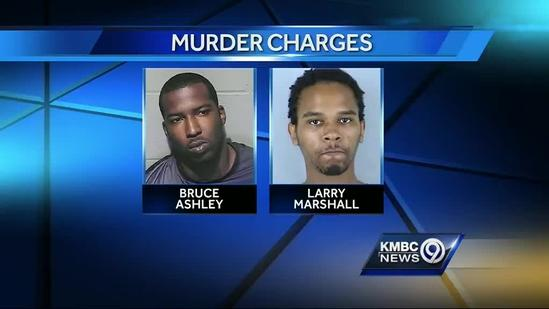 Pair charged in 2010 Shawnee liquor store slaying
