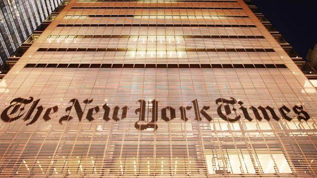 Counterattack against NY Times ex-editor