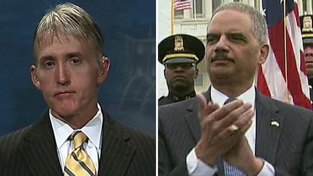 Should Eric Holder be fired for latest DOJ scandal?