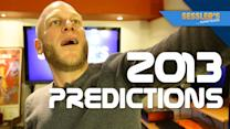 Gaming Predictions for 2013