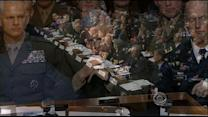 Top military officers grilled over sexual assault epidemic