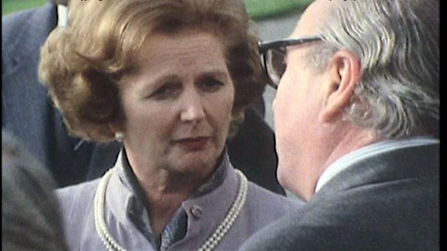 Morte de Thatcher repercute no mundo