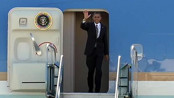 President Obama visiting Bay Area for fundraisers