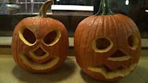 Halloween pumpkins more than just jack-o-lanterns