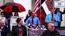 White Supremacists Face Off With Anti-Racism Group in St. Louis