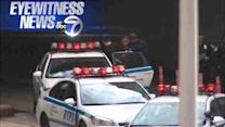 Bank robbery suspect arrested in Lincoln Tunnel