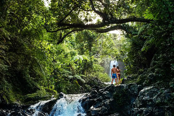 全球浪漫景點適合情侶遊訪 (圖/Tourism Fiji)