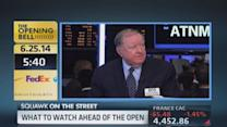 Cashin: Economy close to stall speed
