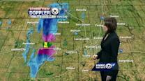 Winter weather advisory issued for overnight