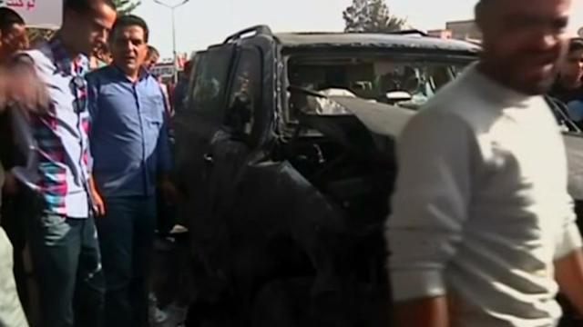 Security official survives bomb attack in Libya
