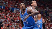 Ibaka's injury leaves Thunder defenseless