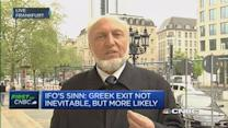 Grexit likely and 'desirable': Ifo's Sinn