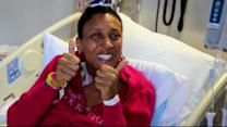 Robin Roberts Posts New Update From MDS Treatment