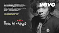 Rockline Radio - Jimi Hendrix - People, Hell and Angels - Part 3