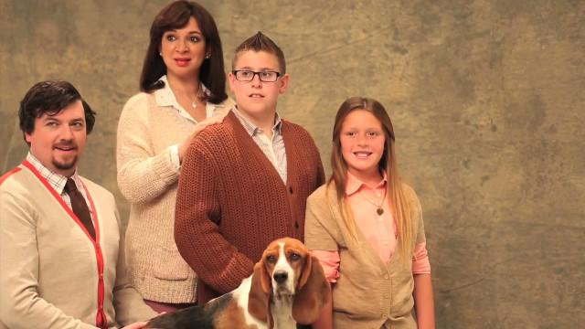 Awkward Family Photos with Danny McBride and Maya Rudolph
