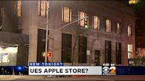 Some Upper East Side Residents Idea Of Resist New Apple Store