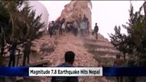 Thousands Feared Dead In Nepal Earthquake