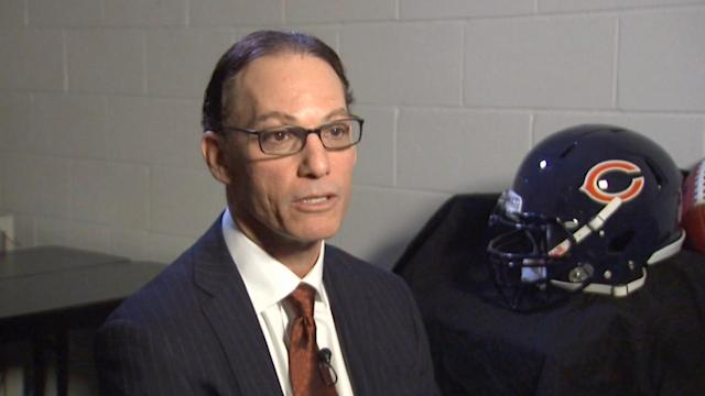 7 on Your Sideline: Marc Trestman interview
