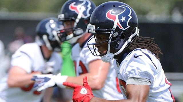 Texans hit the field for first day of OTAs