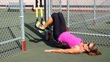 TRX Tutorial: Work Your Lower Body With Suspension Training