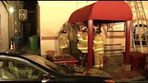Fire damages Wilmington restaurant