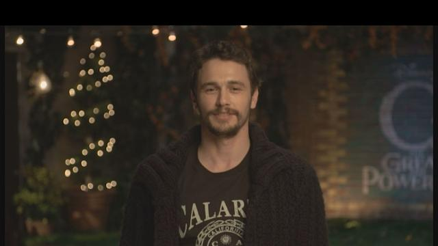 James Franco: Only on Y!