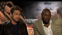 Gerard Butler And Antoine Fuqua Talk New Action Thriller �Olympus Has Fallen�