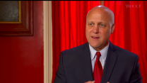 """New Orleans' Mayor Mitch Landrieu: """"This country is not in a post-racial America"""""""