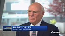 Barry Diller: When we bought Expedia, the world changed