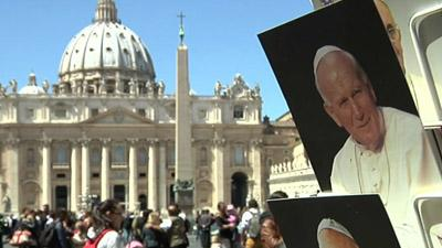 Two Modern Popes About to Become Saints