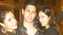 "Siddharth Malhotra shares ""Baar Baar Dekho"" wrap up pic with Katrina Kaif"