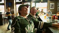 Psychologist: Positive Wild Fans Are Key In Playoffs