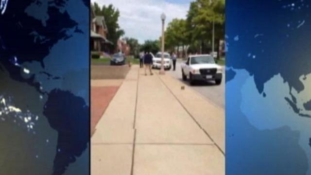 Video Captures St. Louis Shooting