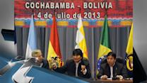 Politics Breaking News: South American Leaders Demand Apology in Plane Row