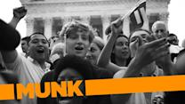 Outrage over marriage equality won't change a thing: Felonious Munk