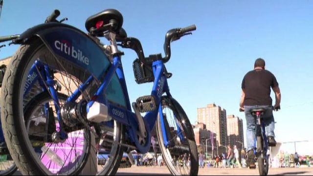 Bike sharing, anche New York monta in sella