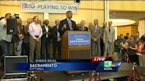 Mayor Johnson: Kings deal is about jobs, civic pride