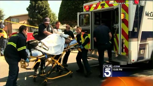 3 Wounded in Shooting at Apartment Complex in Inglewood