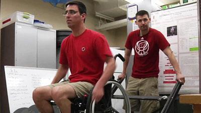 New Wheelchair Lift Promises More Access