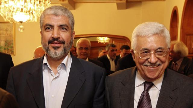 Palestinian Unity Government To Be Formed Monday