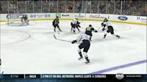 Devante Smith-Pelly rips one-timer into net