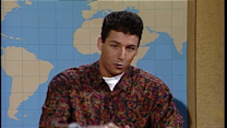 Travel Correspondent Adam Sandler