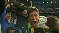 Real Madrid triumphs in Champions League