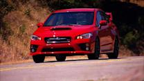 2015 Subaru WRX STI: New take on everyone's favorite daily rally car! (CNET On Cars, Episode 45)