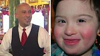 Waiter defends boy with Down Syndrome, refuses to serve table