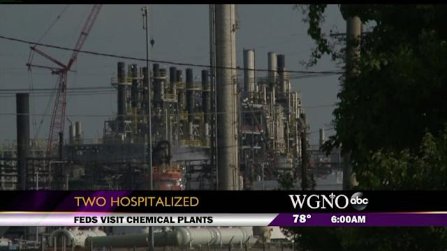 Two Deadly Plant Explosions Happened Only Miles Apart