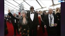 Celebrities Arrive For SAG Awards
